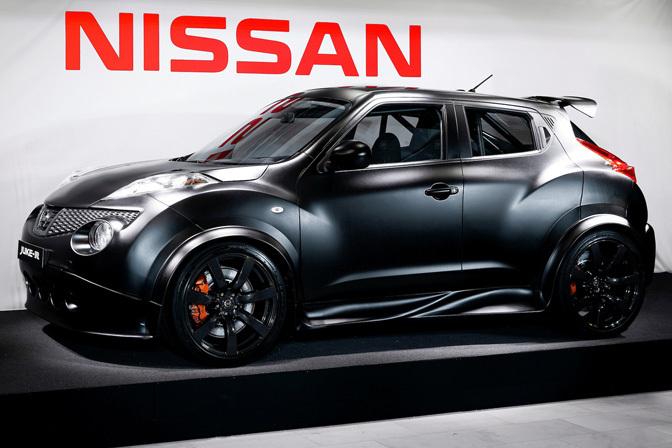 Random Snap>> Nissan Juke-rUnveiled