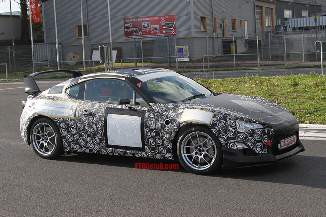 News>>ft-86 To Race At TheRing