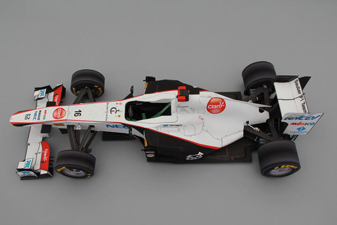 Collectables>> Formula 1 – The PapercraftVersion