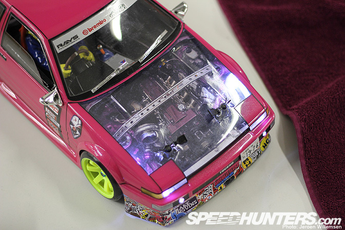 Gallery>> Rc Drift At Mini Mobil Welt