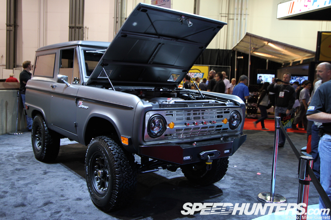 Car Spotlight>>the Icon Bronco