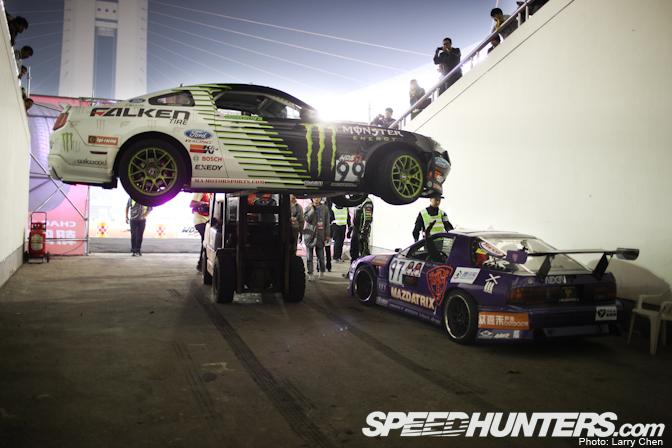 Event>> World Drift Series China: HangZhou