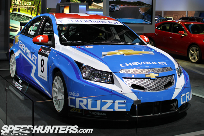 Event>>walking The 2011 La Auto Show Pt.3