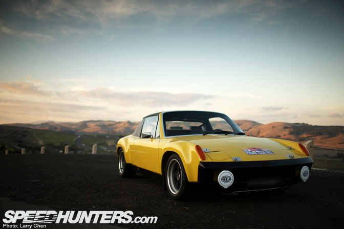 Car Spotlight Gt Gt Jeff Zwart S Porsche 914 6 Speedhunters