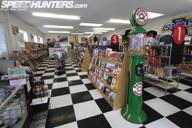 automated bookstore