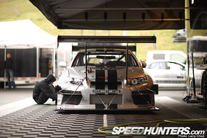 Event>> Global Time Attack @ InfineonRaceway