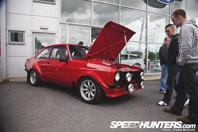 Car Spotlight>> Red Top MkiiEscort