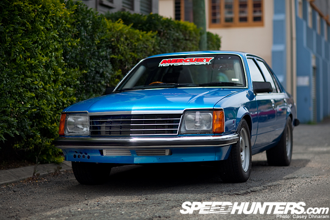 Car Feature>> 9sec Rb25 Commodore