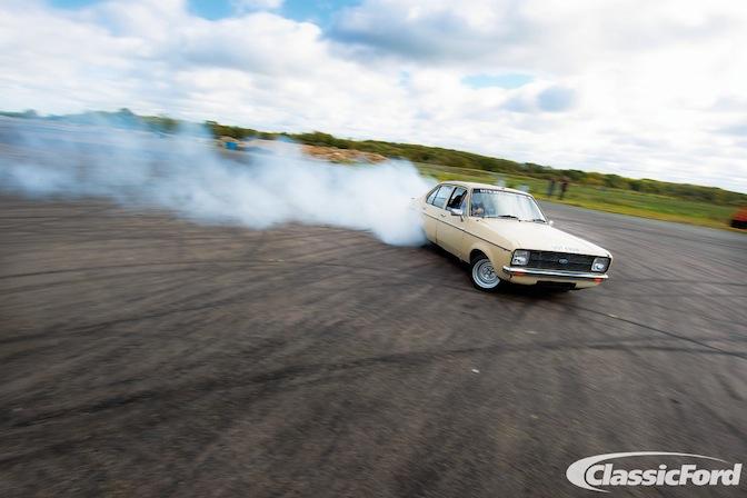 Magazine Blog: Classic Ford>> Four Door DriftEscort