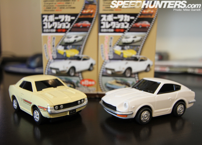 Collectables>>the Japanese Sports Car Collection