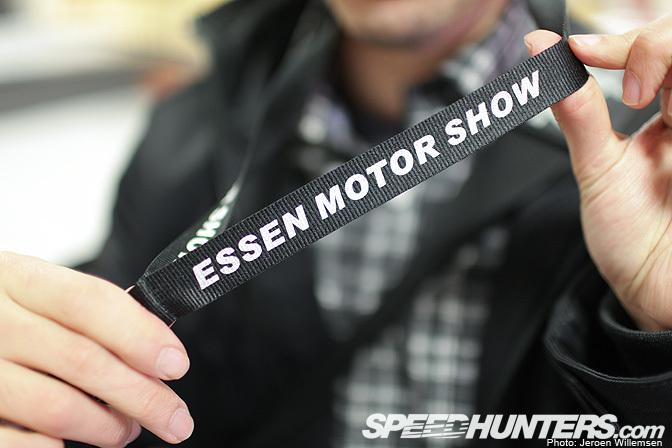 Event>> Essen Motor Show:Tuners