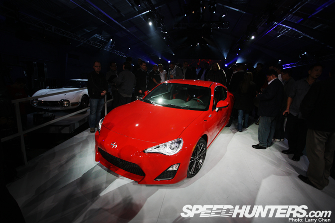 News>> Introducing The Scion Fr-s