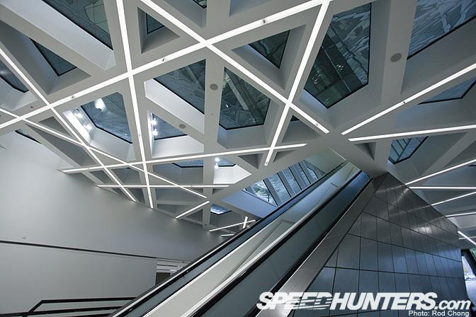 Museums a day at the porsche museum pt1 speedhunters for Design apartment zuffenhausen