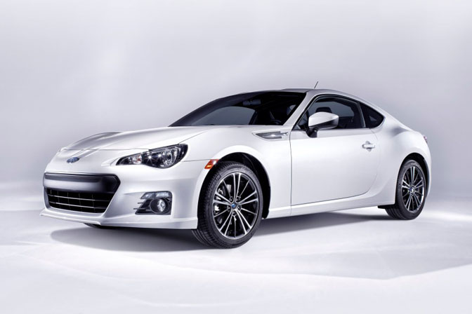 News>>the Brz Revealed
