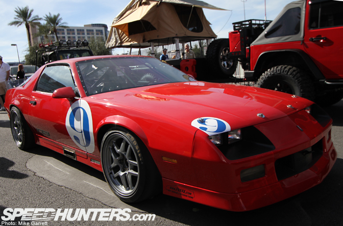 Event Gt Gt Sema 2011 Odds Amp Ends Speedhunters
