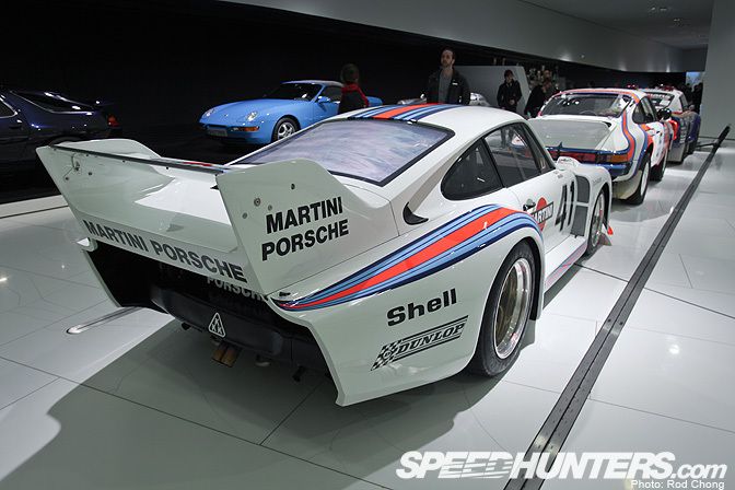 Museums>>a Day At The Porsche Museum Pt2