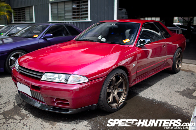 Car Spotlight>> Street R32 Gt-r: 675hp At All Four