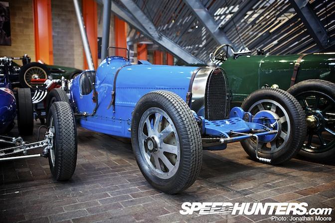 Car Spotlight>> Bugatti Type35