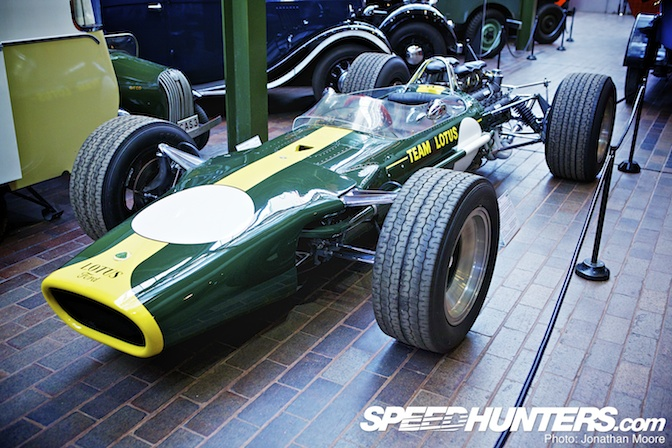 Car Spotlight>> Lotus 49