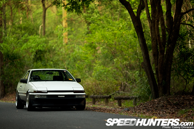 Car Feature>> A Perfect Trueno Coupe