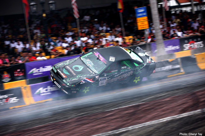 Guest Blog: Cheryl Tay>> Formula DriftMalaysia