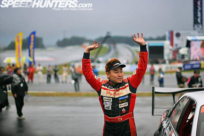 News>> Daigo Saito Heads To Formula D In2012