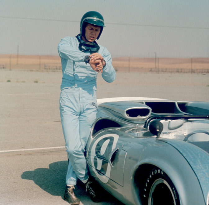 Collectables>> Steve Mcqueen: A Passion For Speed