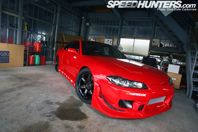 Car Feature>> Arms S15 Silvia