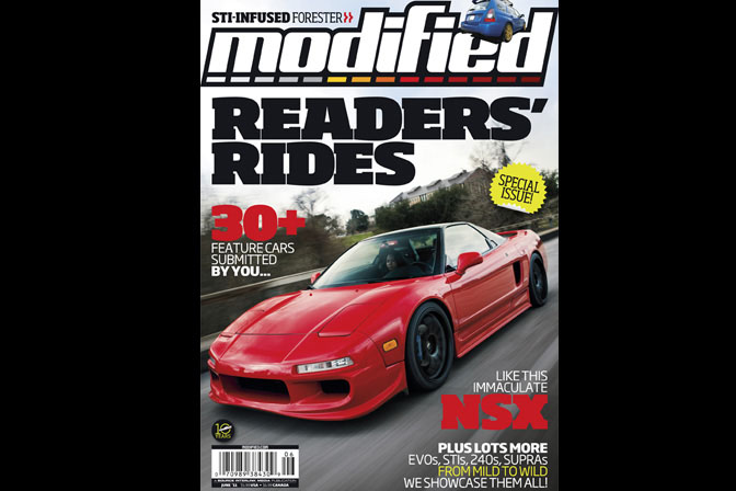 Magazine Blog: Modified>>2012 Readers RidesIssue