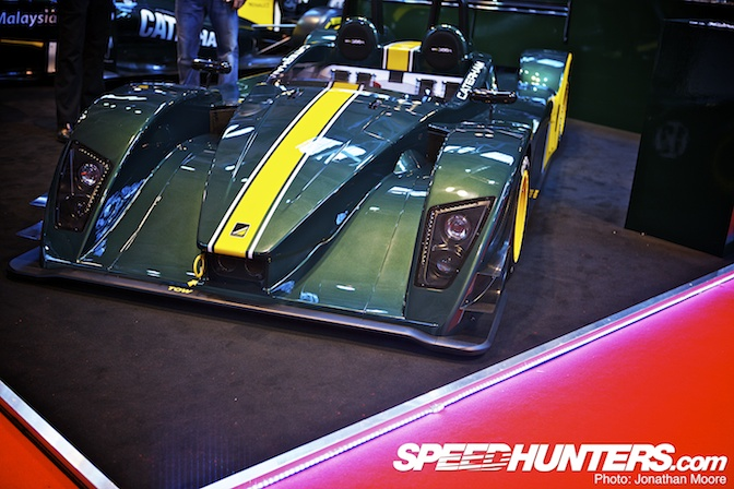 Event>> Autosport International ? The Racers
