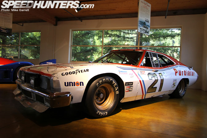 Car Spotlight>>the Stock Car That Was Bound For Le Mans