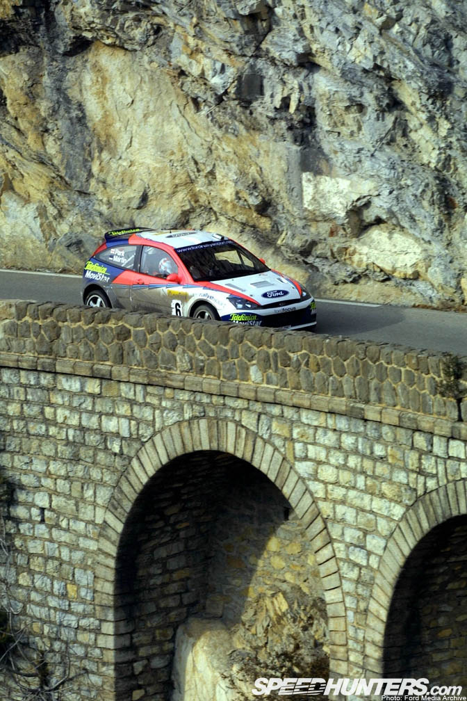 Gallery>> The Monte Carlo Rally: Heroes And Focus