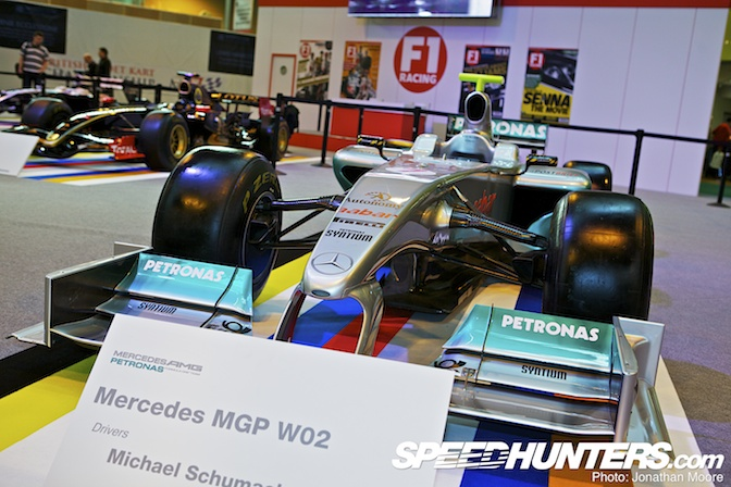 Gallery>> Formula 1 At Autosport International