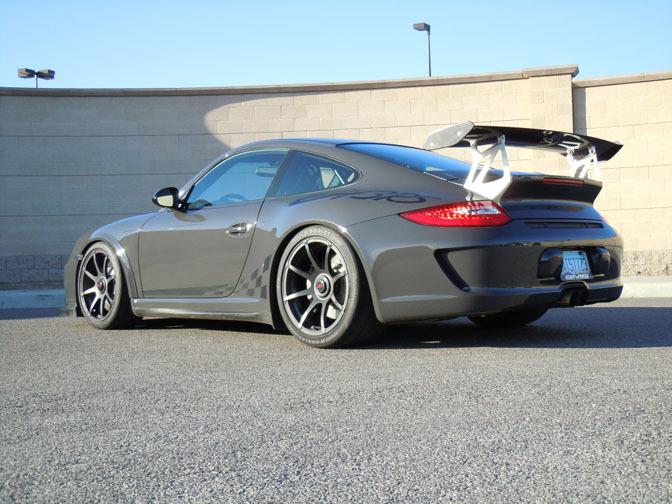 Car Spotlight>> Gmg World Challenge Porsche Gt3Rs