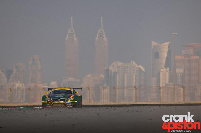 Driver Blog: Edward SandstrÖm>> DubaiStorming