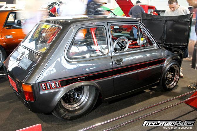 Car Spotlight>> The Fiat 126Monster
