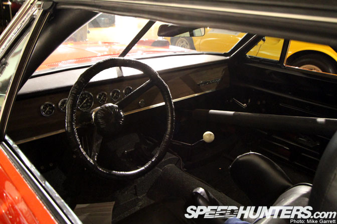 Dodge Dytona 1969 Interior