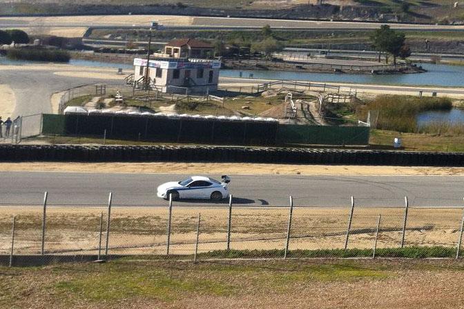 News>>turbo Fr-s Spotted At LagunaSeca