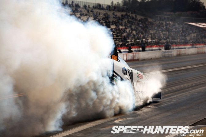 Behind The Scenes>> Nitro Shockwaves In Pomona