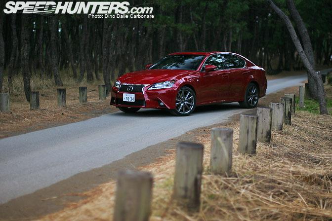 Driving Impression>> Lexus Gs350 FSport