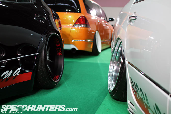 Event>>the Ties That Bind – Auto Messe's Jdm Lead Sleds