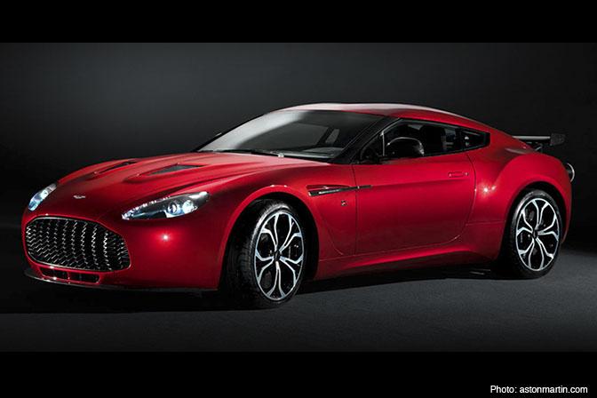 News>> Aston V12 Zagato RoadCar
