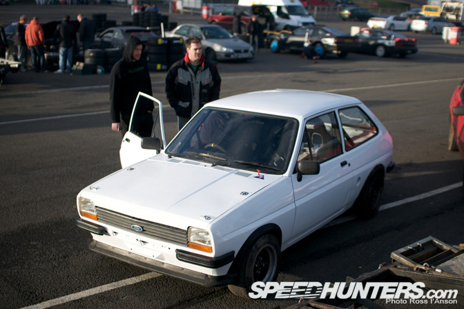 Car Spotlight>> Rear Wheel Drive Mki Fiesta
