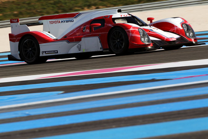 News>> Toyota Confirms Le MansDrivers