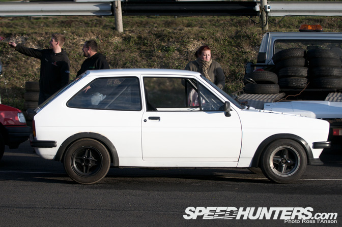 Car Spotlight Rear Wheel Drive Mki Fiesta  Speedhunters