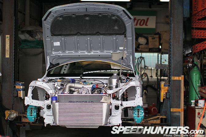 Build>> Hibino's D1 Toyota 86Pt.1