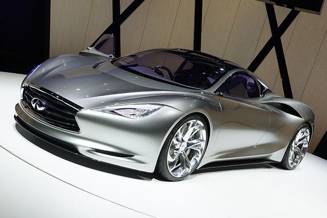 Geneva Motorshow>> Concepts AndStyling