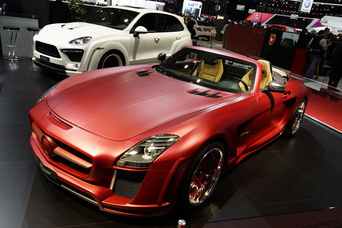 Geneva Motorshow>> Specialists And Tuners