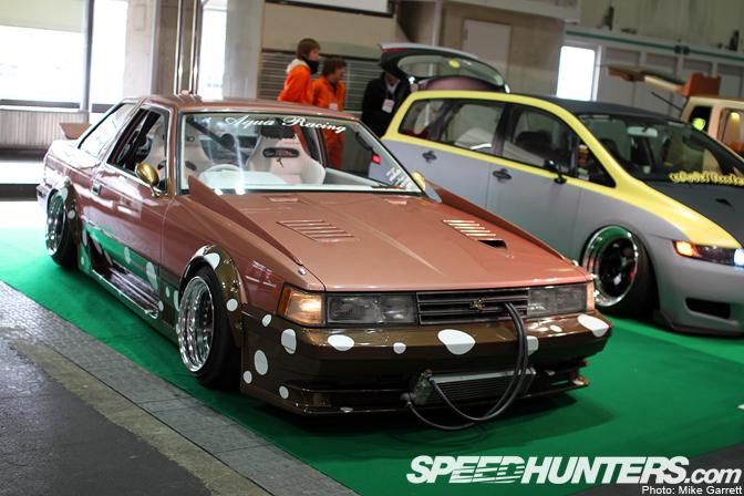 Car Spotlight>>vivid Luster Z10Soarer