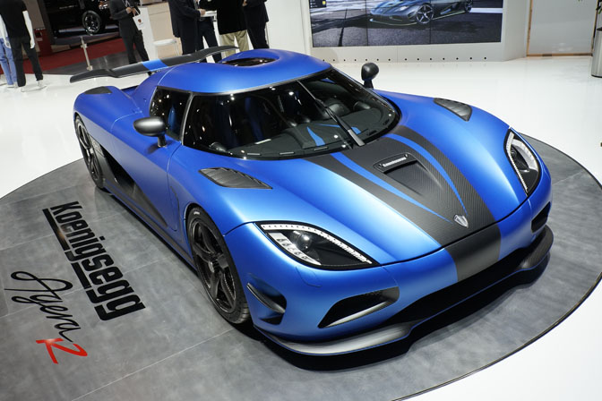 Geneva Motorshow>> Keeping It HyperReal